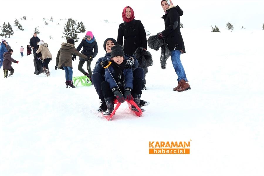 Ermenek Kış Turizminde Alternatif Olmak İstiyor 2