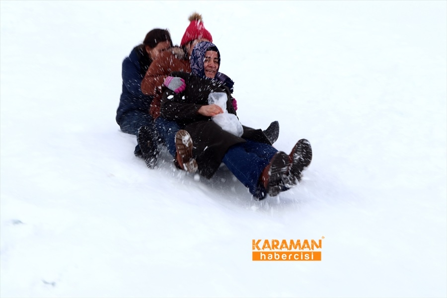 Ermenek Kış Turizminde Alternatif Olmak İstiyor 3