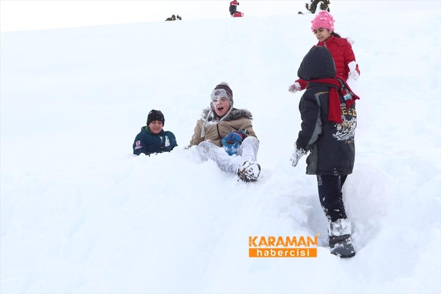 Ermenek Kış Turizminde Alternatif Olmak İstiyor 6