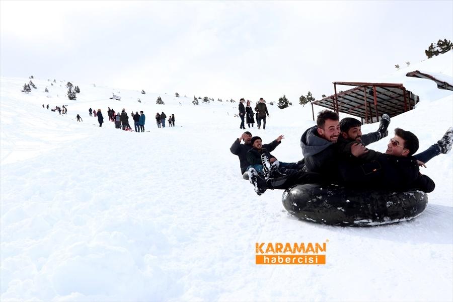Ermenek Kış Turizminde Alternatif Olmak İstiyor 9