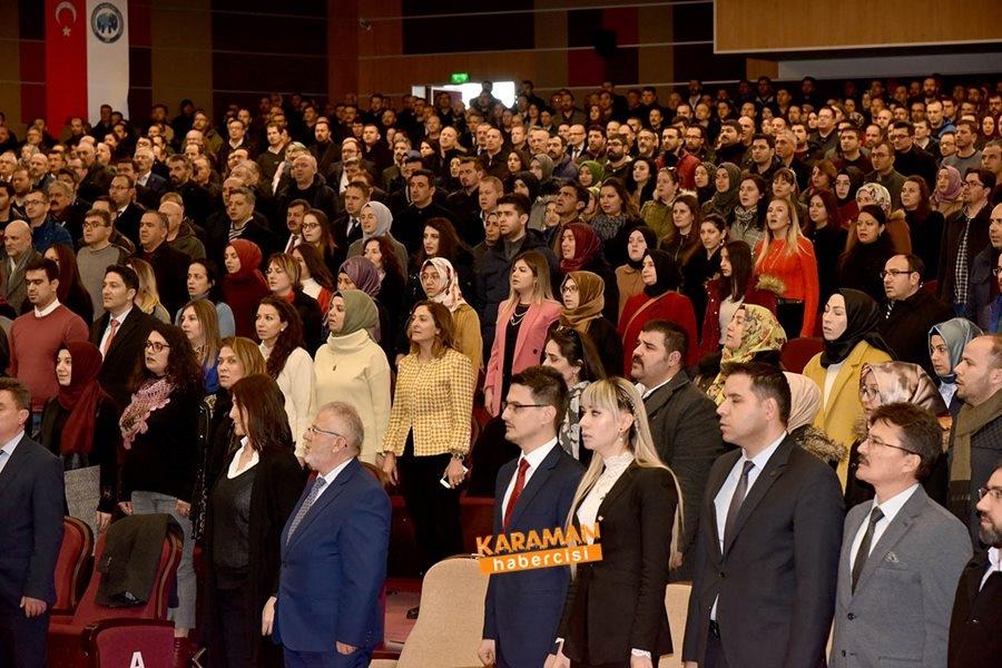 Milli Eğitim Bakanı Ziya Selçuk'un Karaman Programı 24