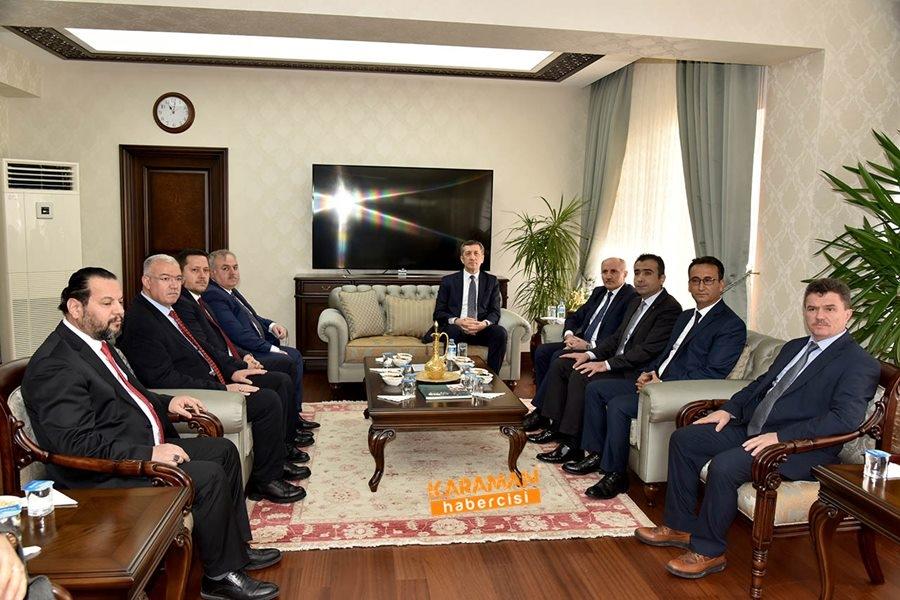 Milli Eğitim Bakanı Ziya Selçuk'un Karaman Programı 3