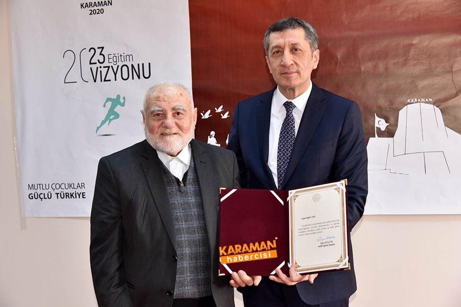 Milli Eğitim Bakanı Ziya Selçuk'un Karaman Programı 9