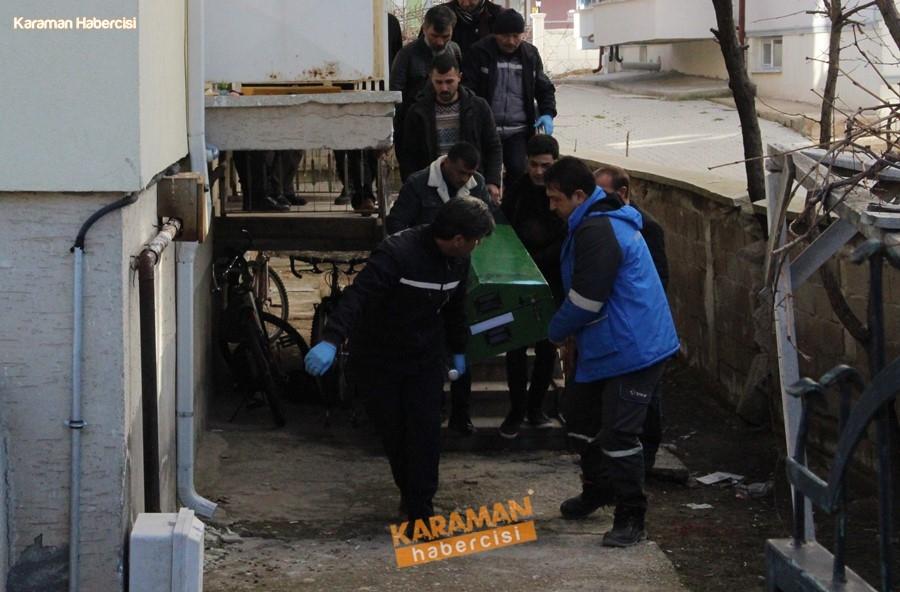 Karaman'da Genç Uykusunda Hayatını Kaybetti 1