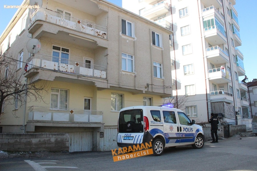 Karaman'da Genç Uykusunda Hayatını Kaybetti 5