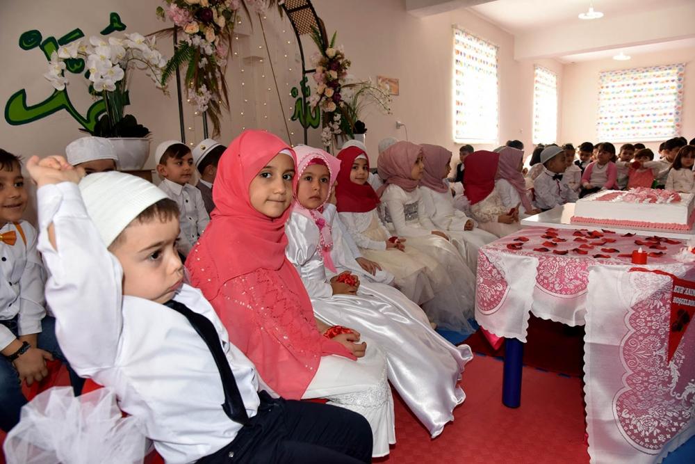 Kur'an Kursunda Minikler İçin Program 2