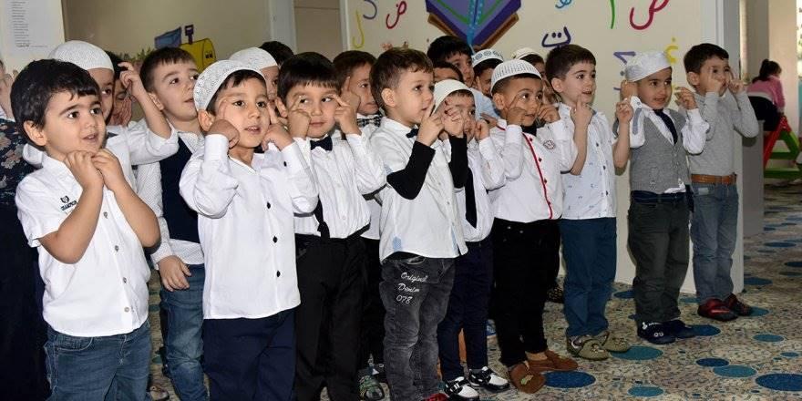 Kur'an Kursunda Minikler İçin Program