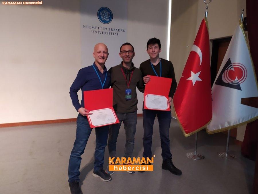 TÜMTAL Öğrencilerinden Karaman'a Bölge Üçüncülüğü 11