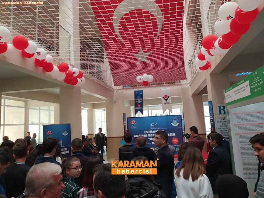 TÜMTAL Öğrencilerinden Karaman'a Bölge Üçüncülüğü 4