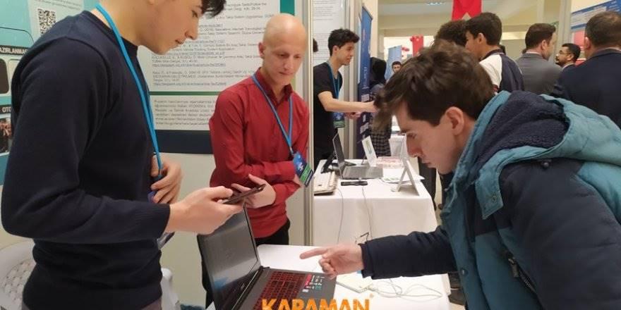 TÜMTAL Öğrencilerinden Karaman'a Bölge Üçüncülüğü