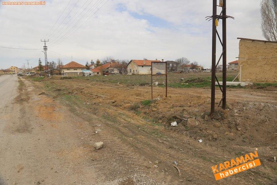 Karaman'da Çevre Düzenlemeleri ve Korona Virüs Temizliği 1