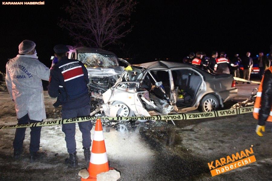 Güneysınır Yolunda Feci Kazada 4 Kişi Hayatını Kaybetti 5