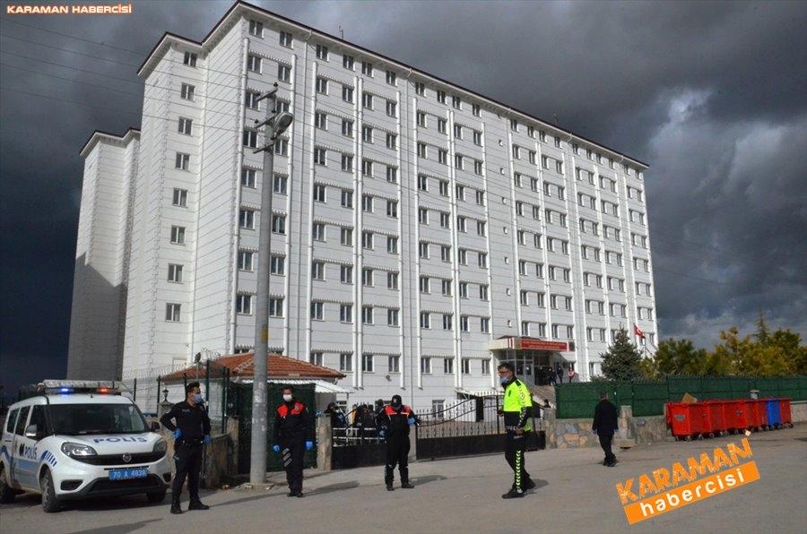 KKTC'den gelen 141 kişi, Karaman'da karantinaya alındı 6