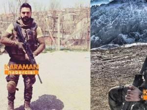 Karamanlı Şehit Özel Harekat Polisi Muhammed Ali Mevlüt Dündar