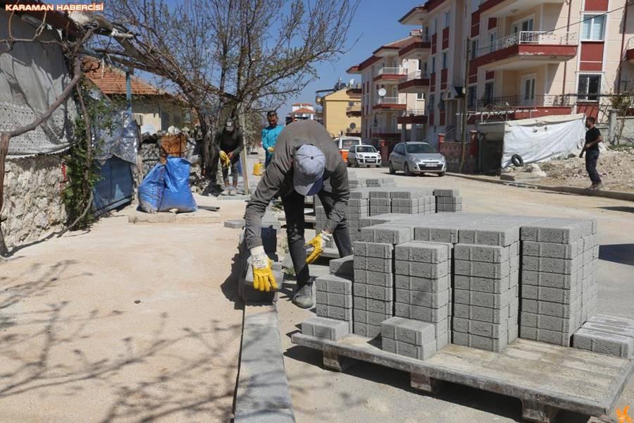 Karaman'da Yol ve Çevre Düzenlemesi Çalışmaları 1