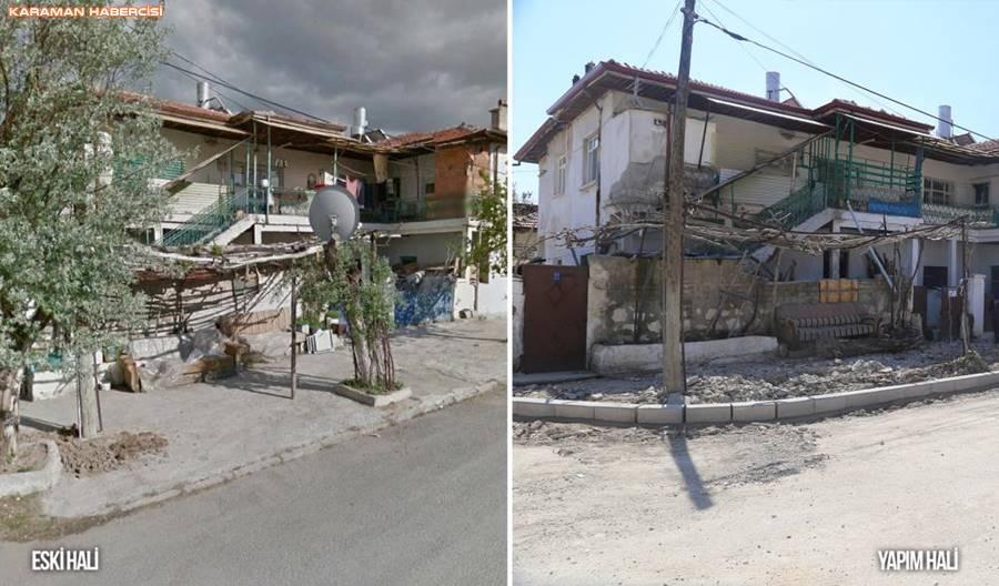 Karaman'da Yol ve Çevre Düzenlemesi Çalışmaları 10