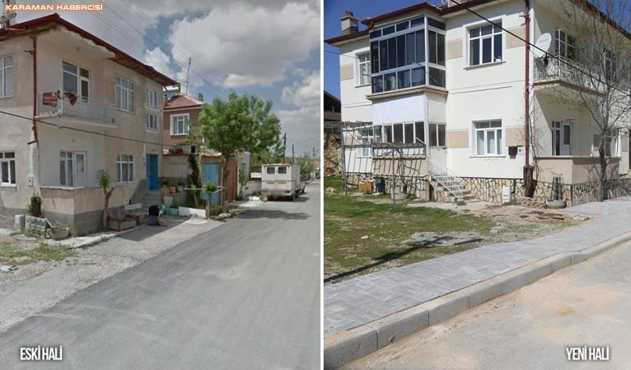 Karaman'da Yol ve Çevre Düzenlemesi Çalışmaları 4