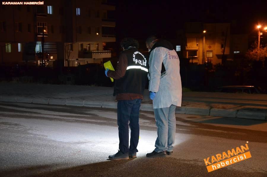Karaman'da Silahlı Saldırı 3