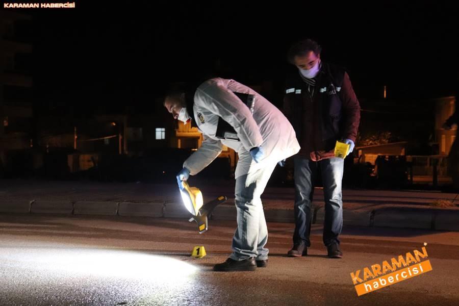 Karaman'da Silahlı Saldırı 4