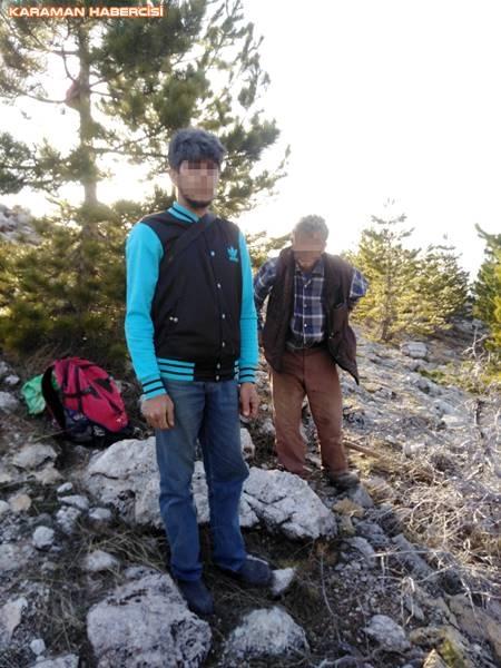 Antalya'da Kaçak Kazı Operasyonu 5