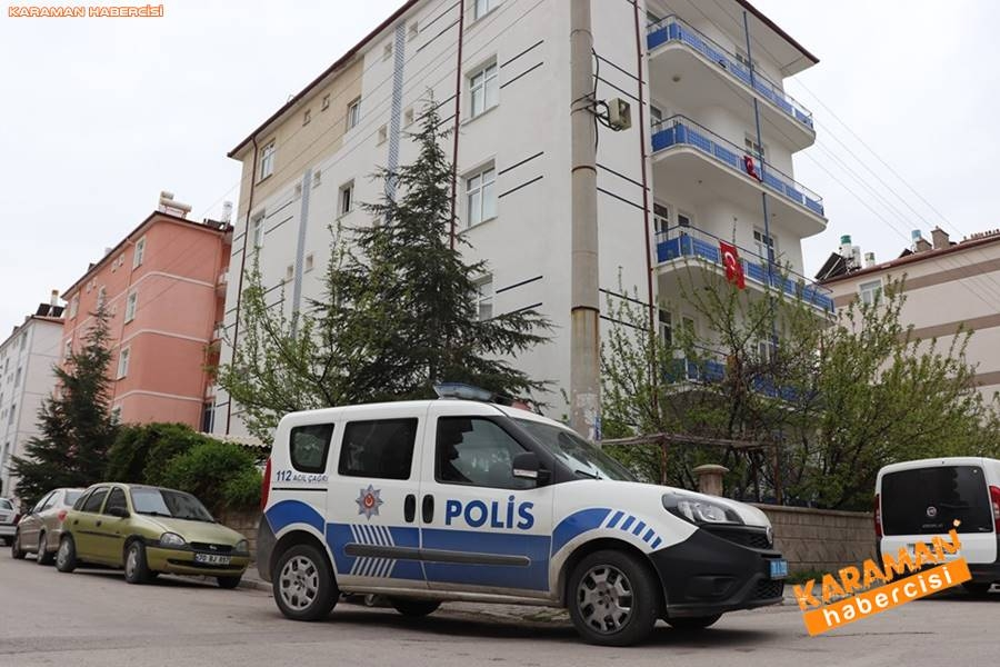 Karaman'da Yaşlı Kadın Ölü Bulundu 2