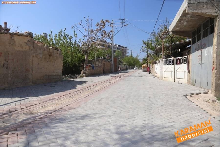 Karaman'da Meydan ve Yollarda Yenileme Çalışmaları 4
