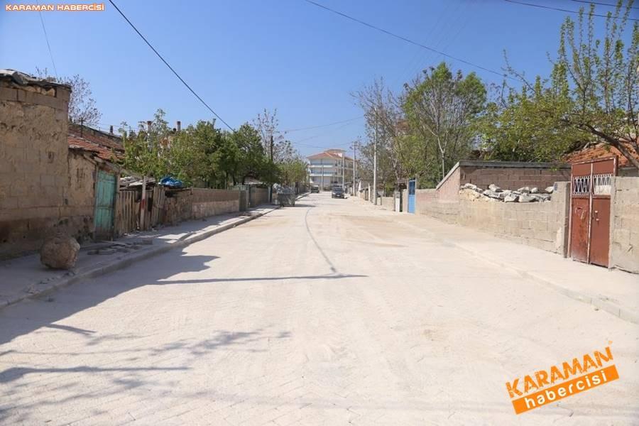Karaman'da Meydan ve Yollarda Yenileme Çalışmaları 5