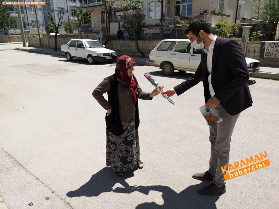 CHP Karaman İl Teşkilatı Anneler Gününü Kutladı 10