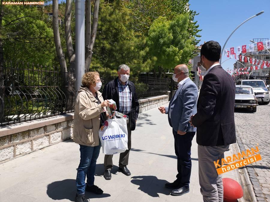 CHP Karaman İl Teşkilatı Anneler Gününü Kutladı 12