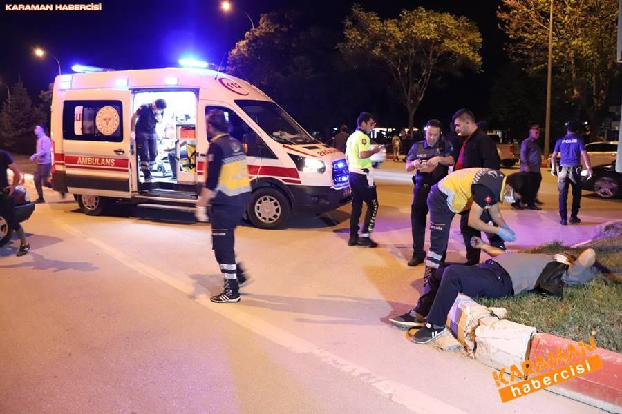 Karaman'da Trafik Kazası 4
