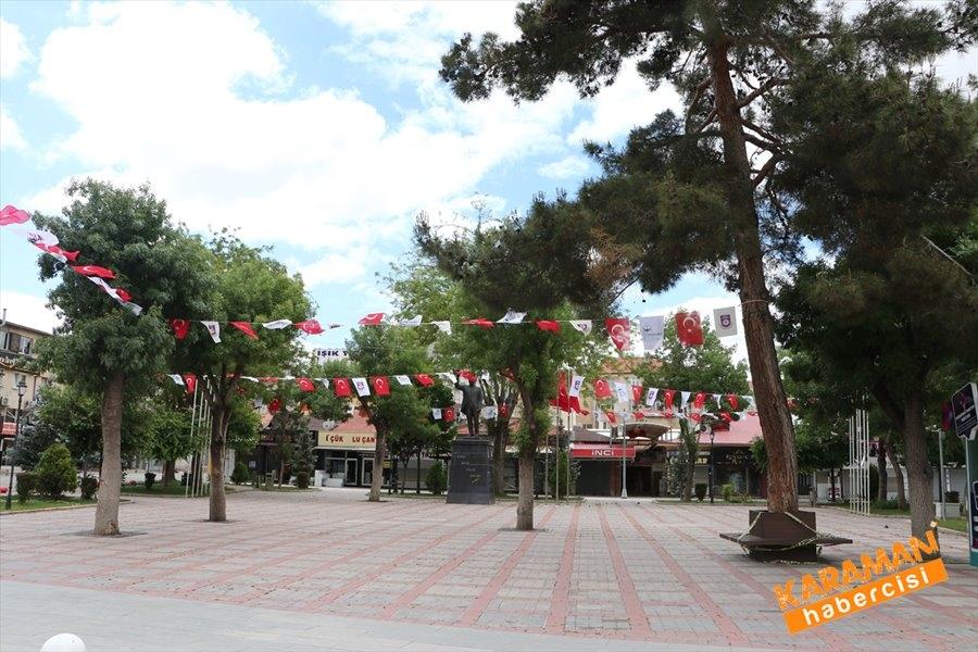 Karaman'da Sessiz Bayram 10