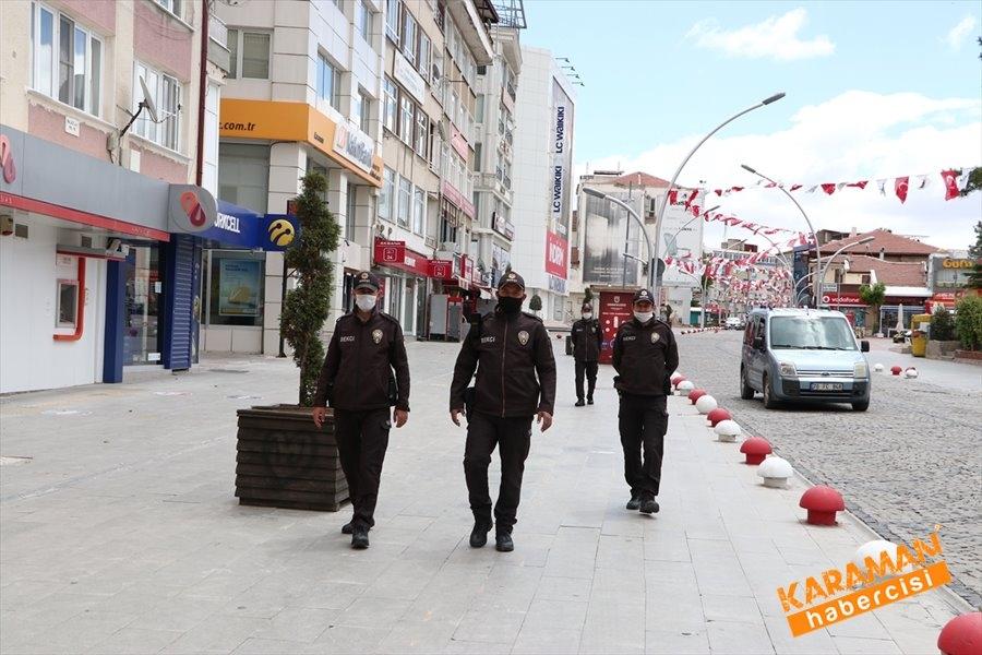 Karaman'da Sessiz Bayram 5