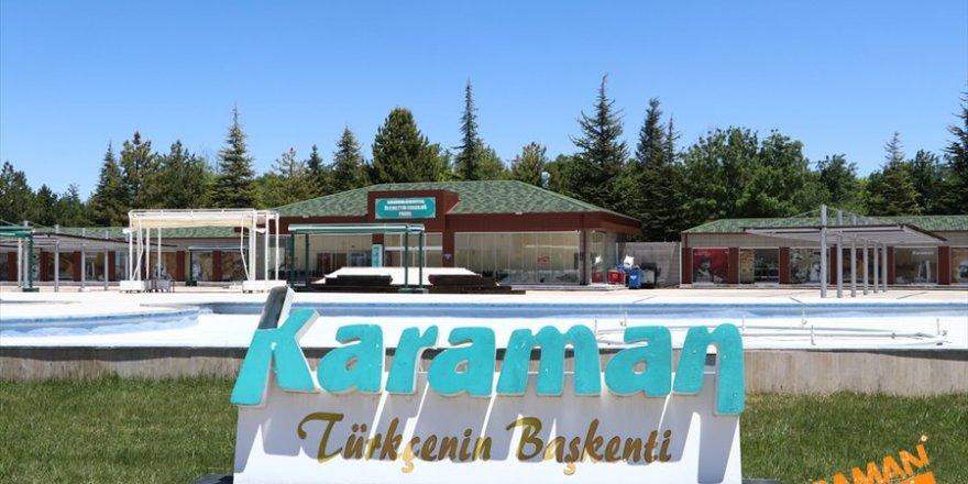 Karaman'da Sessiz Bayram