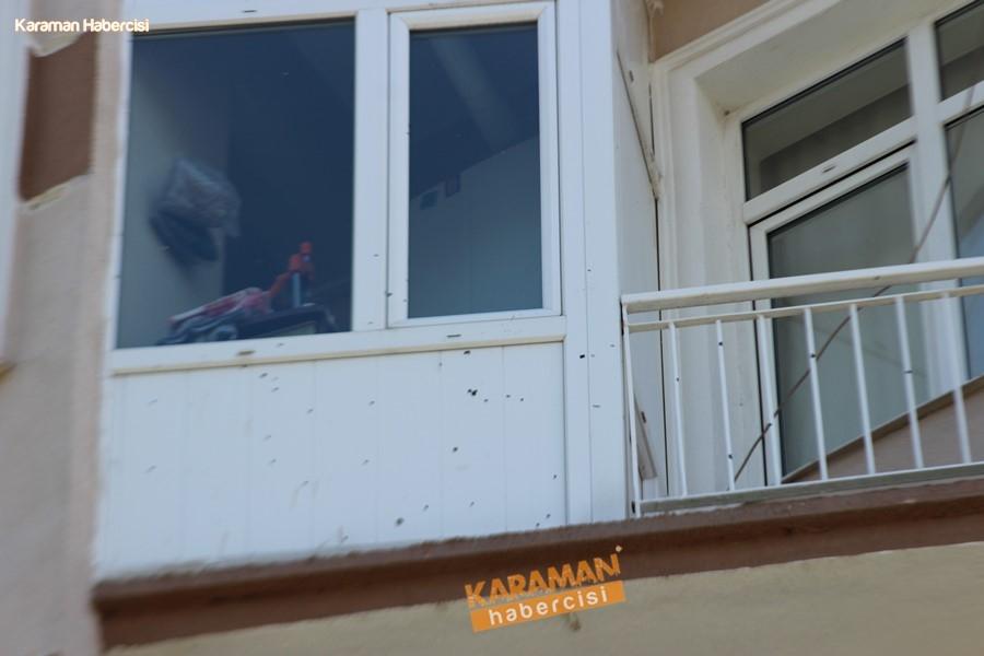 Karaman'da Bir Eve Saldırı Yapıldı 3