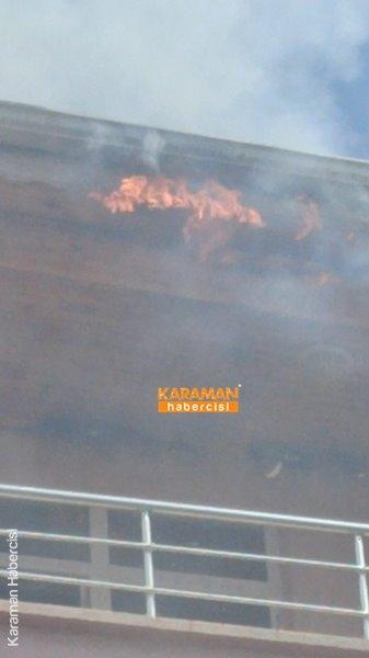 Karaman'da Yangın 30