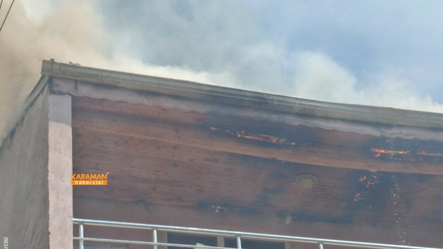 Karaman'da Yangın 32