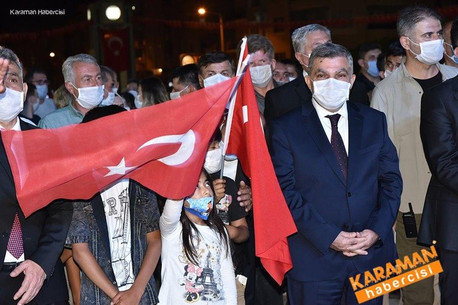 Karaman'da 15 Temmuz Etkinlikleri 15