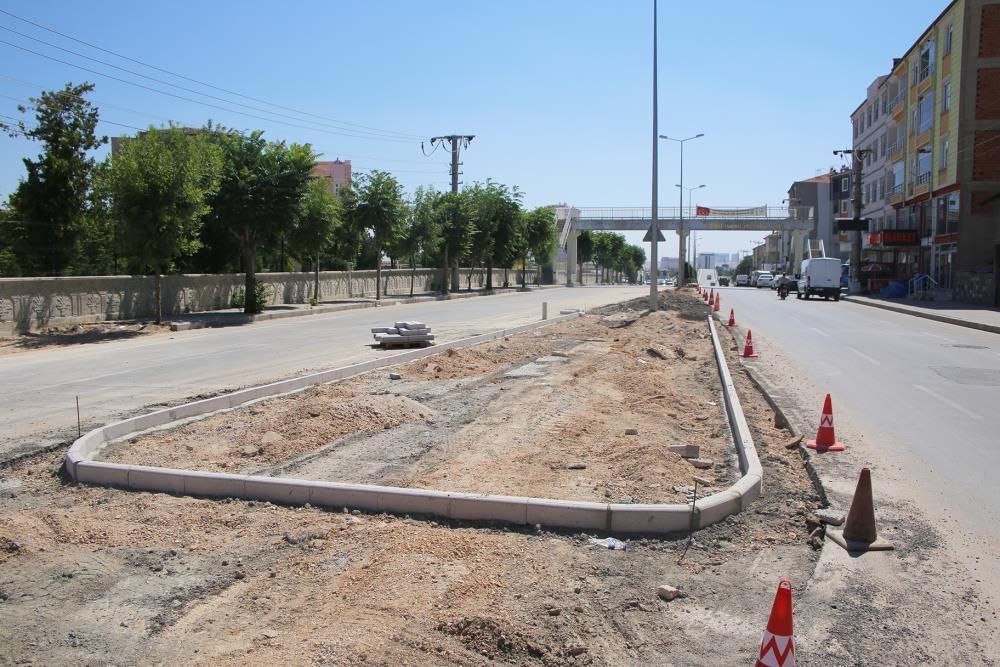 Karaman'da Kavşak Düzenleme Çalışmaları 3