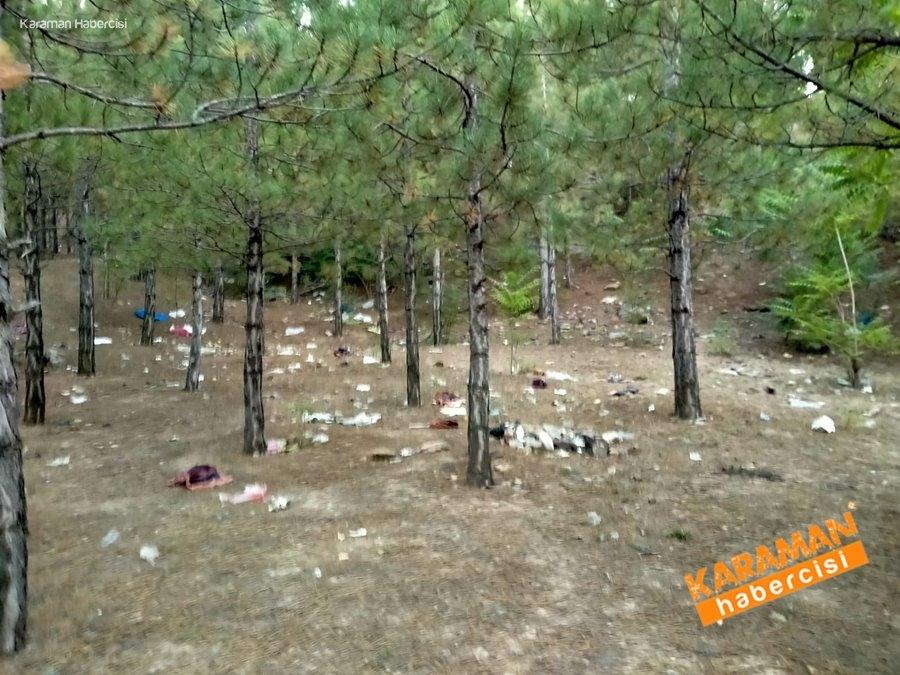 Karaman Dereköy Piknik alanı 6