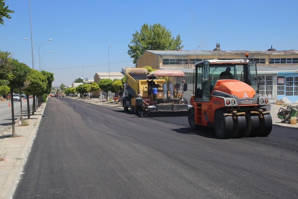 Karaman Belediyesi Yol Bakım Çalışmaları 16