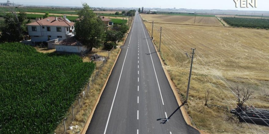 Karaman Belediyesi Yol Bakım Çalışmaları