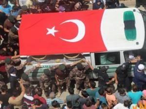 Şehit Polis Mevlüt Dündar Cenaze Töreni
