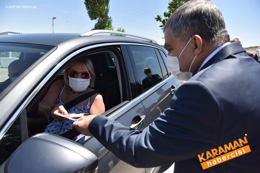 Karaman'da Kurban Bayramı Dolayısıyla Yol Denetimleri 1