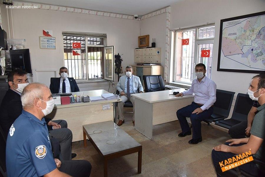 Şehit Polis ve Polis Merkezlerine Ziyaret 8