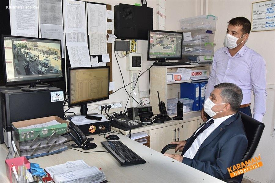 Şehit Polis ve Polis Merkezlerine Ziyaret 9