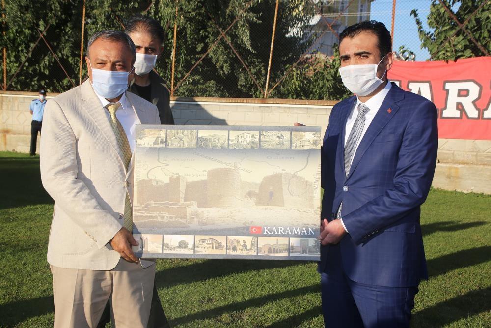 Karaman Belediyespor Şampiyonluk Töreni 7