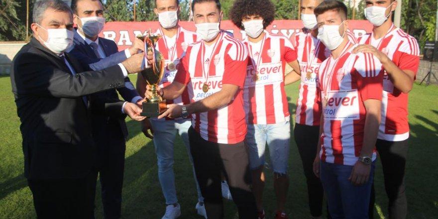 Karaman Belediyespor Şampiyonluk Töreni