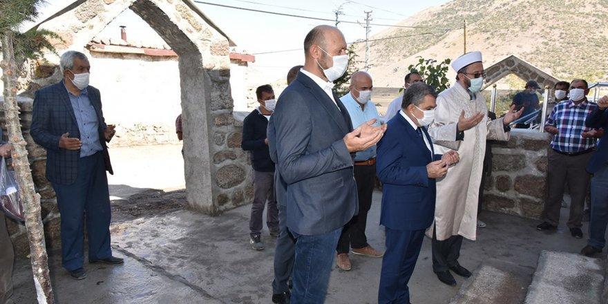 Tadilatı Yapılan Cami Hizmete Açıldı