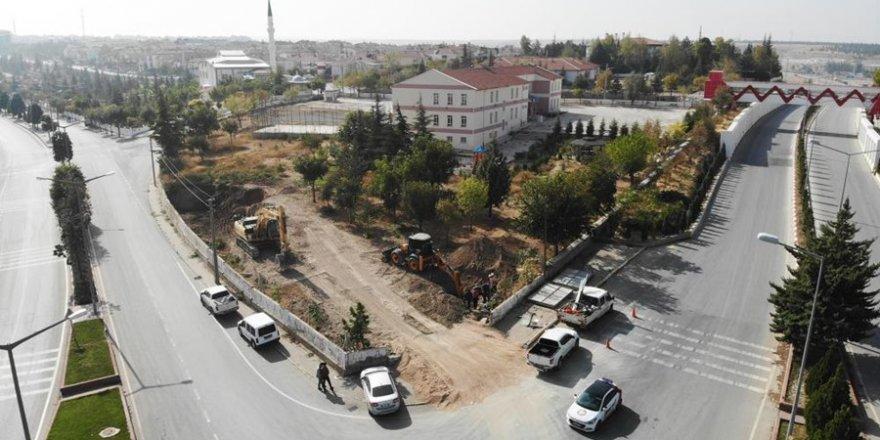 Karaman'da Yol ve Kavşak Düzenlemeleri