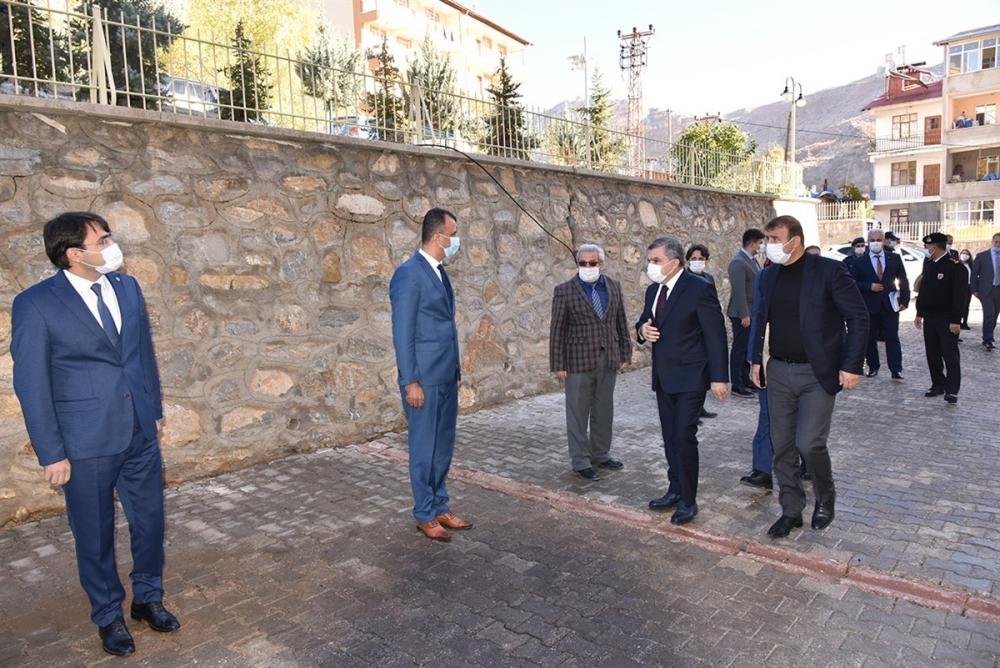 Karaman Valisi Mehmet Alpaslan Işık, Taşeli Bölgesinde 1